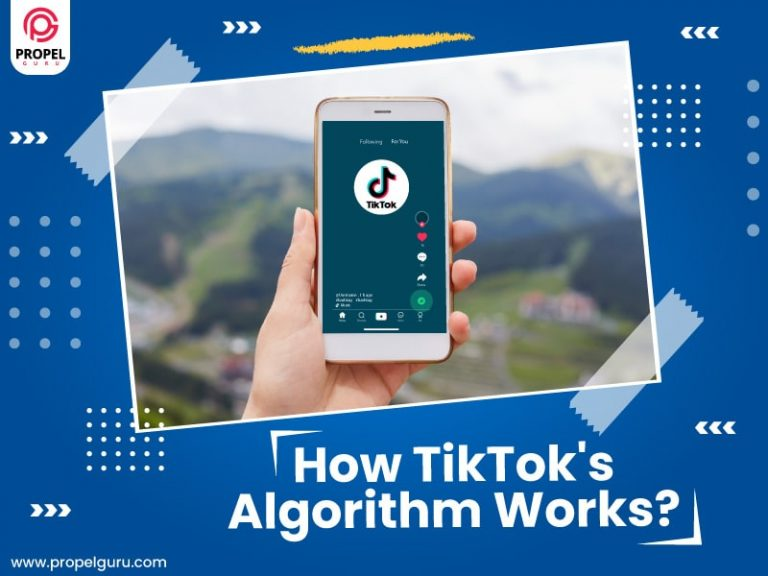 How TikTok's Algorithm Works?