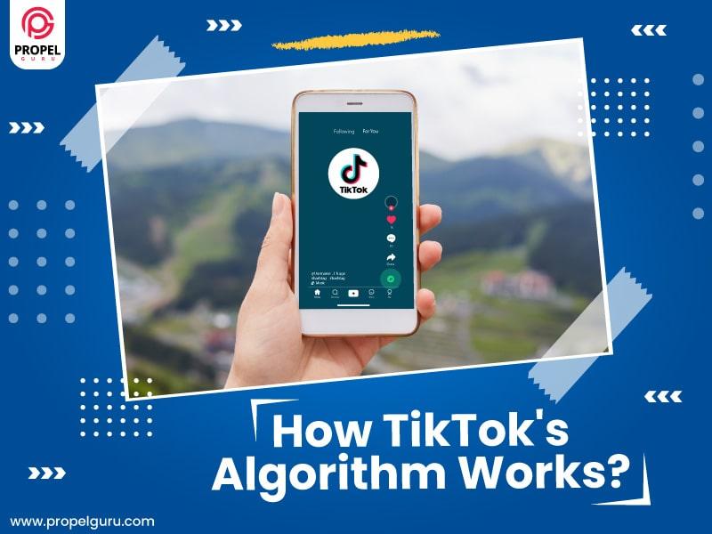 How TikTok's Algorithm Works?