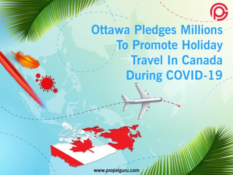 Ottawa Pledges Millions To Promote Holiday Travel In Canada During COVID-19