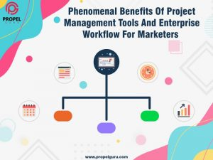 Phenomenal Benefits Of Project Management Tools And Enterprise Workflow For Marketers