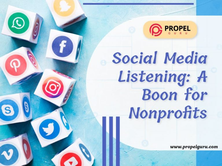 Social Media Listening: A Boon for Nonprofits