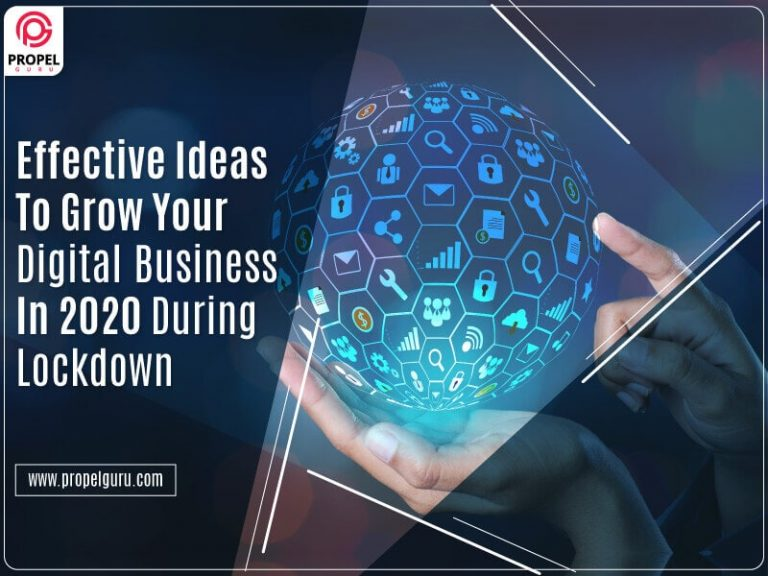 Effective Idea to Grow Your Digital Business in 2020 during Lockdown!