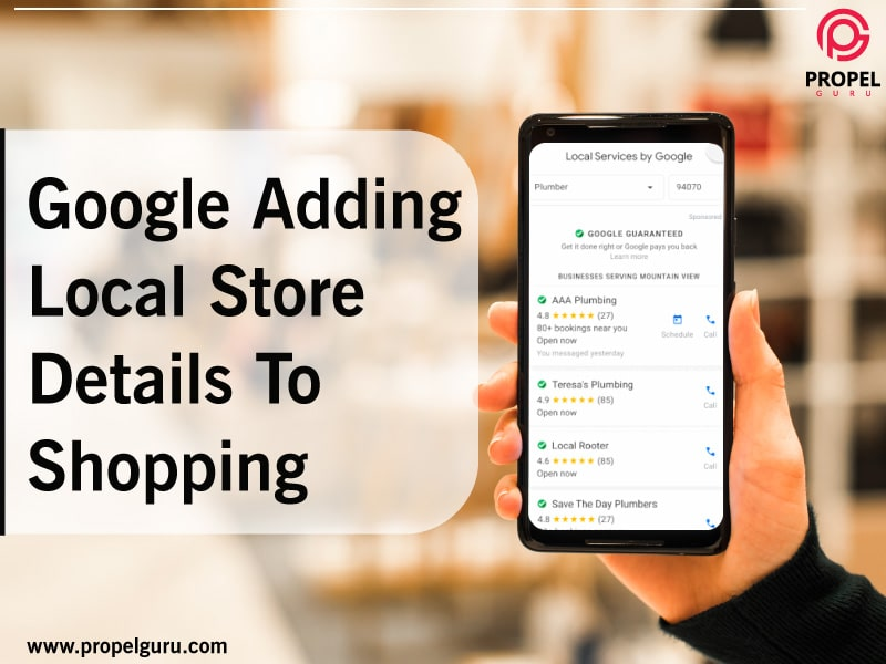 Google Adding Local Store Details To Shopping