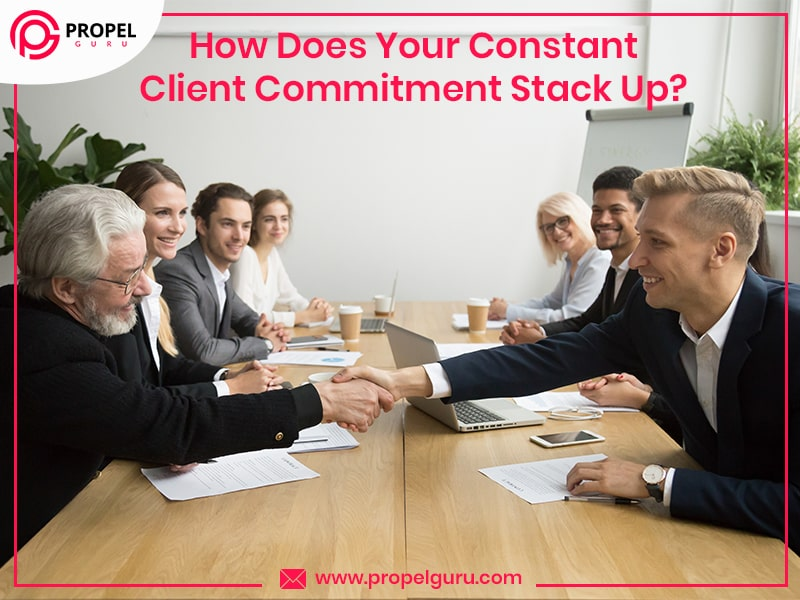 How Does Your Constant Client Commitment Stack Up?
