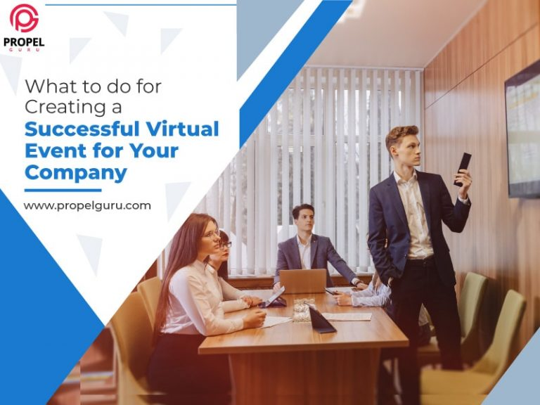 What to do for Creating a Successful Virtual Event for Your Company