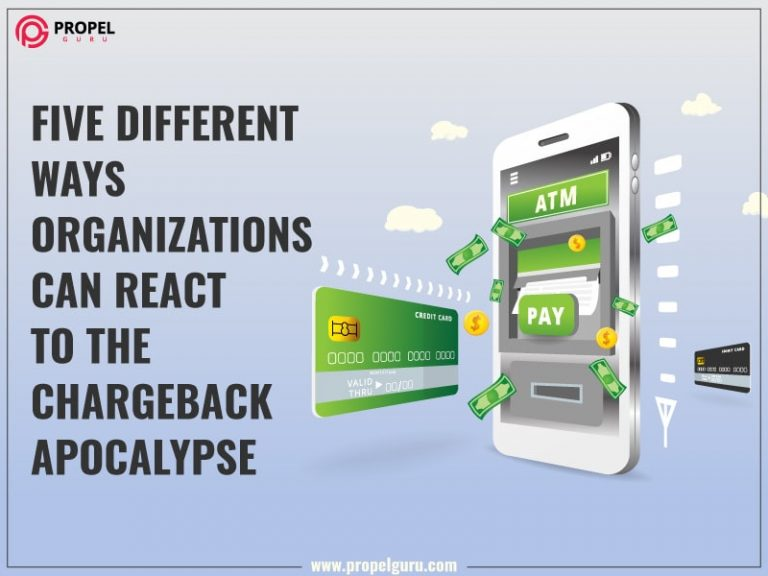 Five Different Ways businesses Can React To The Chargeback Apocalypse