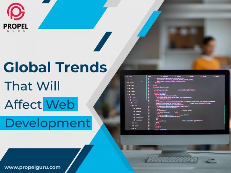 Global Trends That Will Affect Web Development