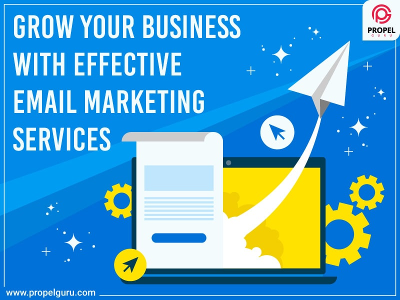 Grow Your Business with Effective Email Marketing Services