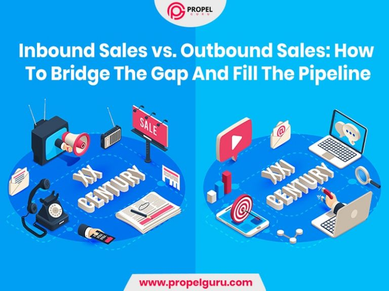 Inbound Sales vs. Outbound Sales: How To Bridge The Gap And Fill The Pipeline
