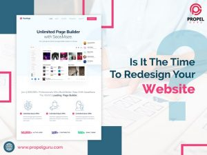 Is It The Time To Redesign Your Website?