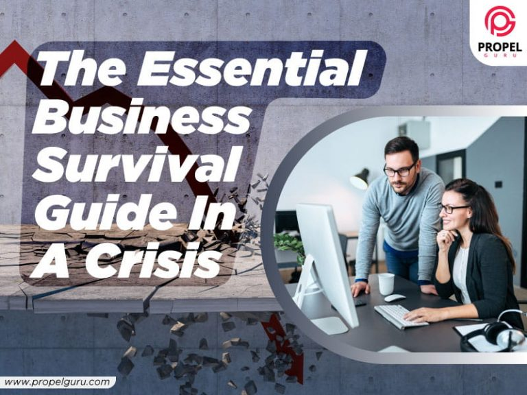 The Essential Business Survival Guide In A Crisis