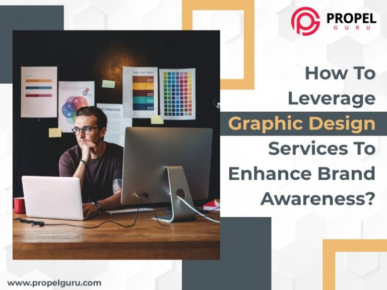 How To Leverage Graphic Design Services To Enhance Brand Awareness?