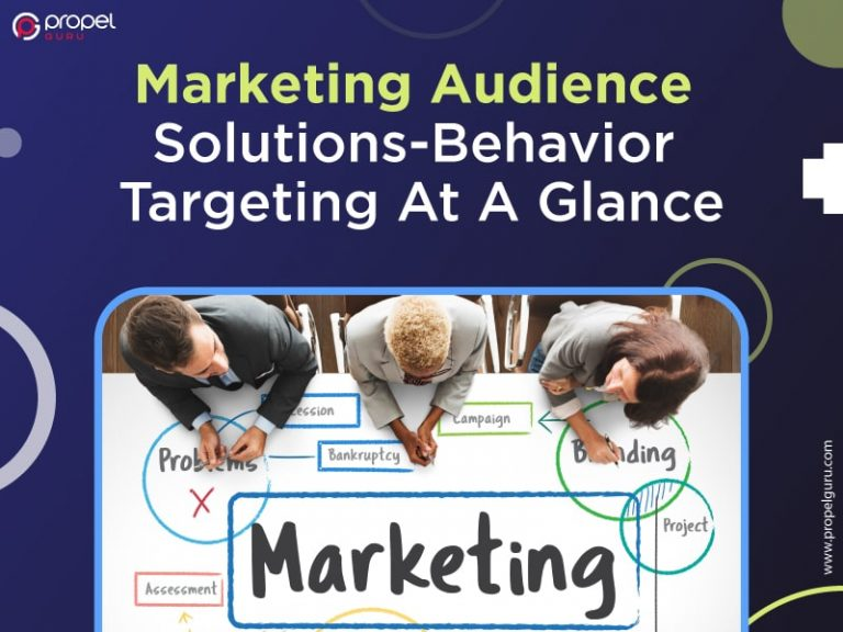 Marketing Audience Solutions-Behavior Targeting At A Glance