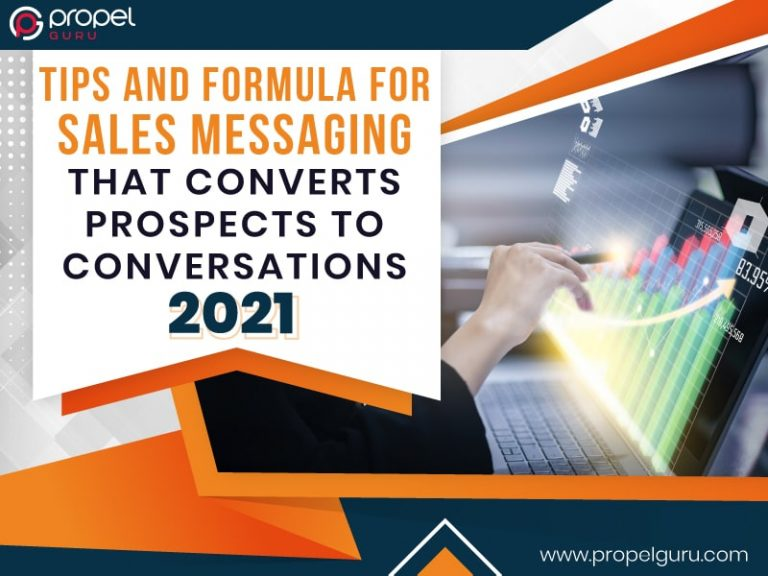 Tips and Formula for Sales Messaging that Converts Prospects to Conversations 2021