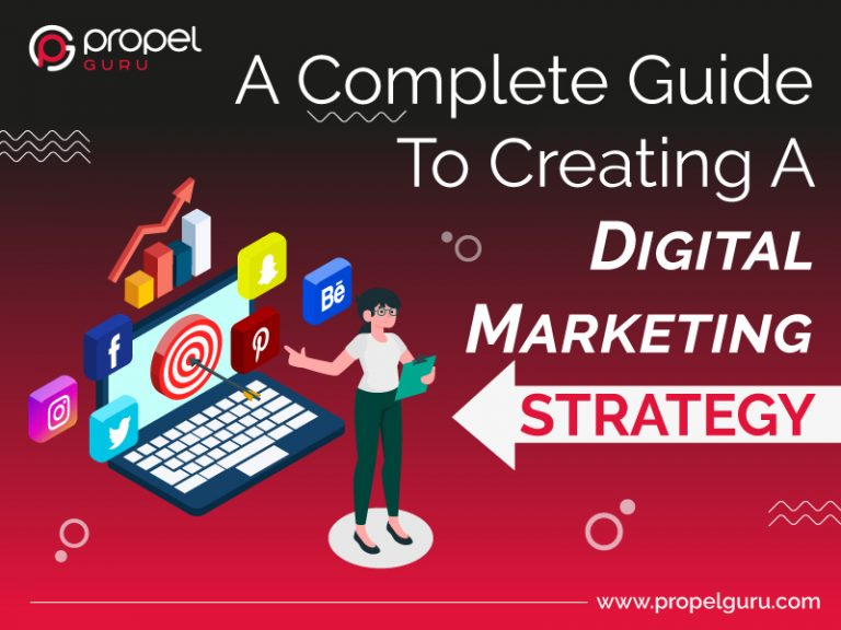 A Complete Guide To Creating A Digital Marketing Strategy