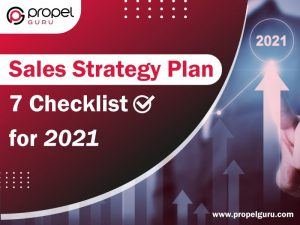Sales Strategy Plan: 7 Checklist For 2021