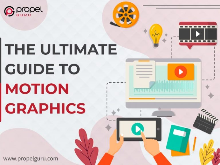 The Ultimate Guide To Motion Graphics