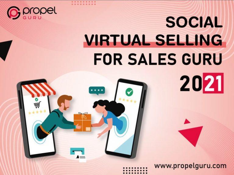 Social Virtual Selling For Sales Guru In 2021