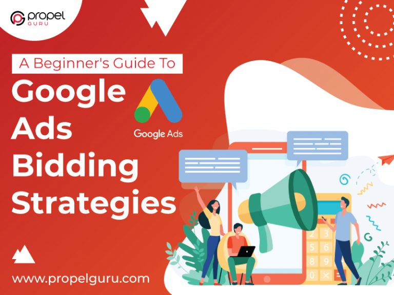 A Beginner's Guide To Google Ads Bidding Strategies