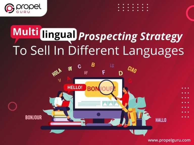 Multilingual Prospecting Strategy To Sell In Different Languages