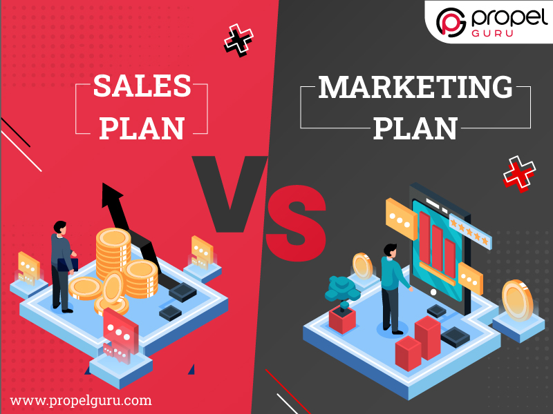 Difference Between Sales And Marketing Strategies
