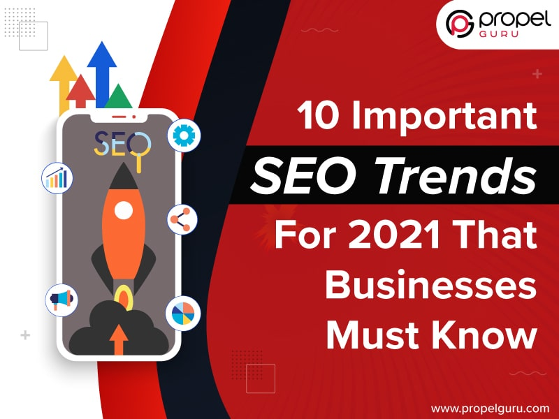 10 Important SEO trends For 2021 That Businesses Must Know