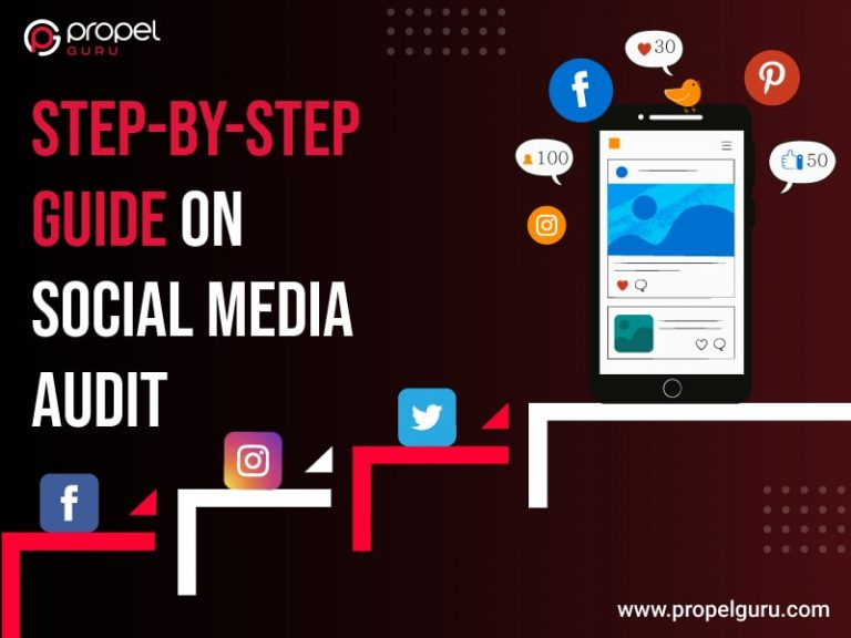 Step-By-Step Guide On Social Media Audit